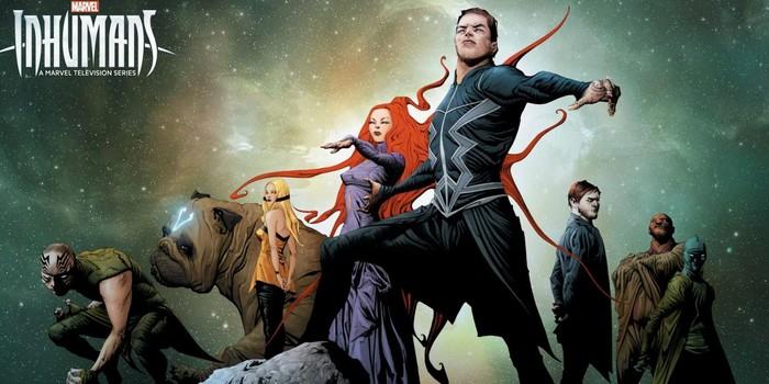 [Critique] Inhumans saison 1 épisodes 1-2 : la grosse catastrophe de Marvel ?