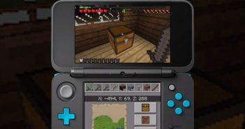 Minecraft New 3DS Edition, disponible maintenant ! Ou pas...
