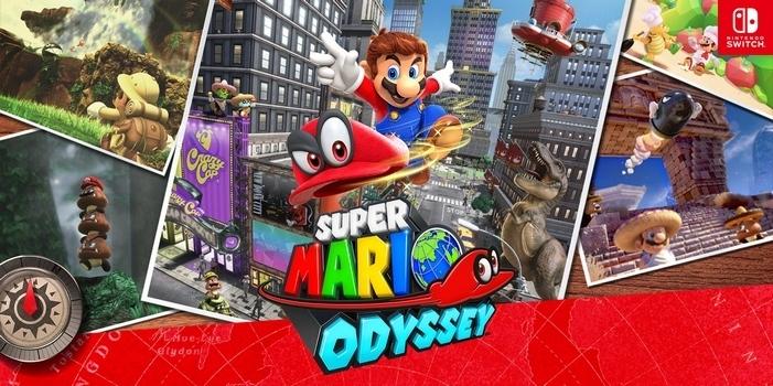 Super Mario Odyssey s'offre un Bundle Nintendo Switch pour sa sortie !
