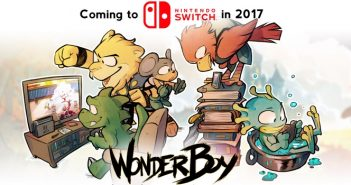 Wonder Boy : The Dragon's Trap un succès fulgurant sur Switch ?
