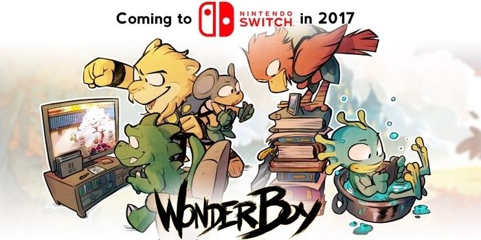 Wonder Boy : The Dragon's Trap un succès fulgurant sur Switch ?