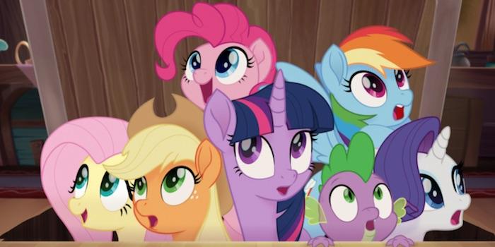 My little pony critique