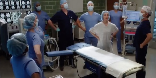 Grey's Anatomy épisode 4 saison 14 Amélia