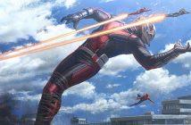 Civil War : Un concept-art de Captain America vs Giant-Man !