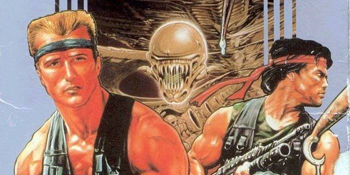 Contra : le jeu vidéo va avoir son film live et sa série