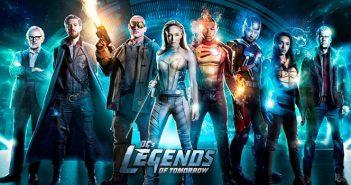 [Critique] DC's Legends of Tomorrow saison 3 épisode 1 : WTF assumé !