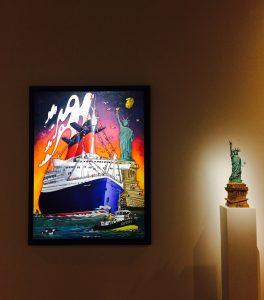 [Exposition] Alain Godon, l'architecte contemporain du rêve dans les pas de Matisse 1