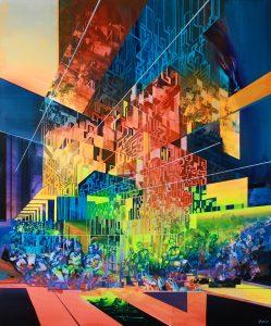 [Exposition] Scroll Era, de Robert Proch une plongée vertigineuse dans le monde moderne2