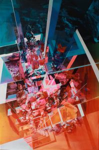 [Exposition] Scroll Era, de Robert Proch une plongée vertigineuse dans le monde moderne3