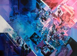 [Exposition] Scroll Era, de Robert Proch une plongée vertigineuse dans le monde moderne7