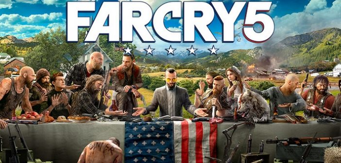 Far Cry 5 dévoile son édition collector Resistance