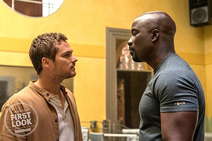 Iron Fist sera dans la saison 2 — Luke Cage