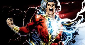 Le réalisateur de Shazam date le film DC Comics !