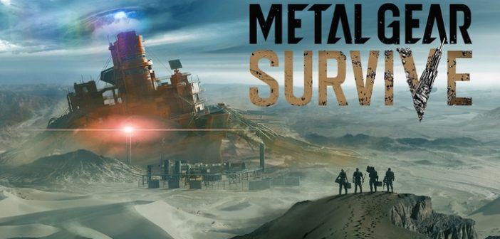 Metal Gear Survive, une date de sortie confirmée !