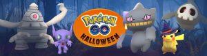 Pikachu sorcier, Halloween arrive dans Pokémon GO