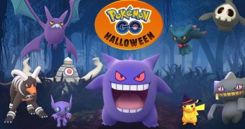 Pikachu sorcier, Halloween arrive dans Pokémon GO !