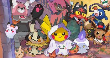Pokémon GO se prépare pour Halloween !