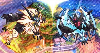 Pokémon Ultra-Soleil / Ultra-Lune, découvrez la nouvelle Chimère !