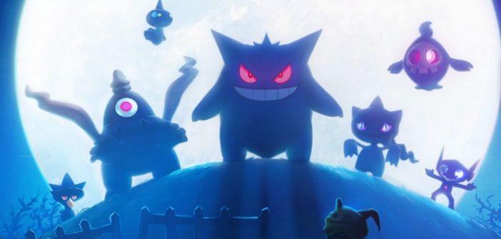 [Rumeur] Pokémon Go des Pokémon de troisième génération pour Halloween