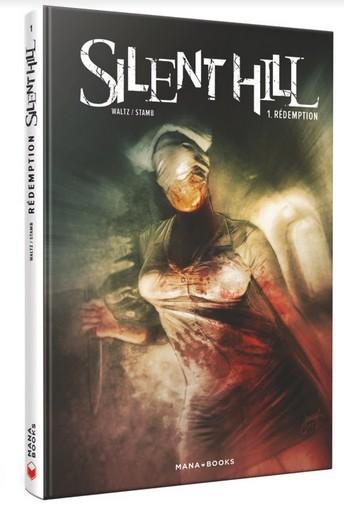 [Critique BD] Silent Hill : Redemption – l'angoisse s'invite sur papier