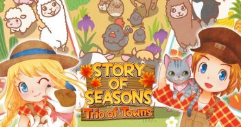 [Test] Story of Seasons Trio of Towns, c'est l'amour vache !