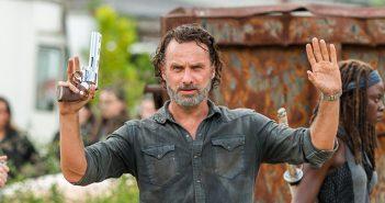 The Walking Dead : que signifient les scènes du vieux Rick ? (Spoilers)
