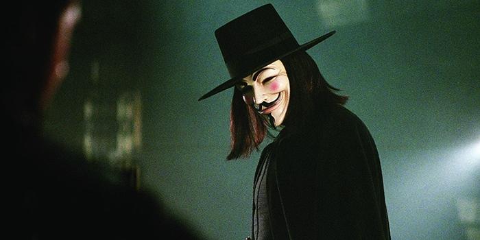 Une série V pour Vendetta en préparation sur Channel 4 !