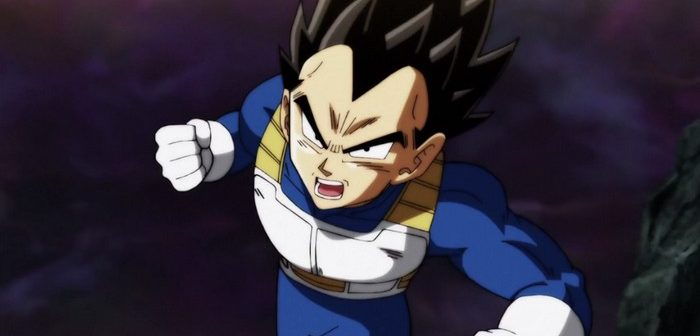 Dragon Ball Super : Vegeta n'est-il que spectateur du tournoi ?