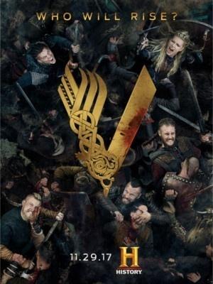 Vikings saison 5 : un Key Art et plusieurs teasers dévoilés