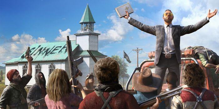 Far Cry 5 dévoile son trailer coop explosif !