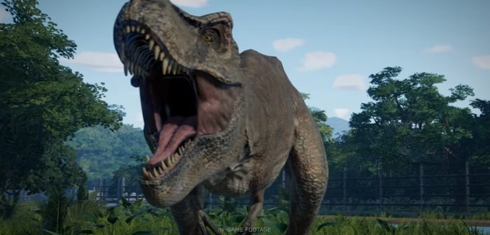 Jurassic World Evolution : de premières images in-game !