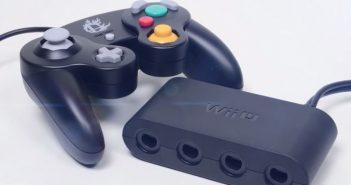 Les manettes GameCube compatibles avec la Switch !