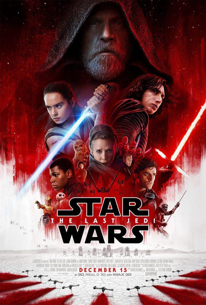Star Wars : les derniers Jedi : un second trailer qui fait froid dans le dos