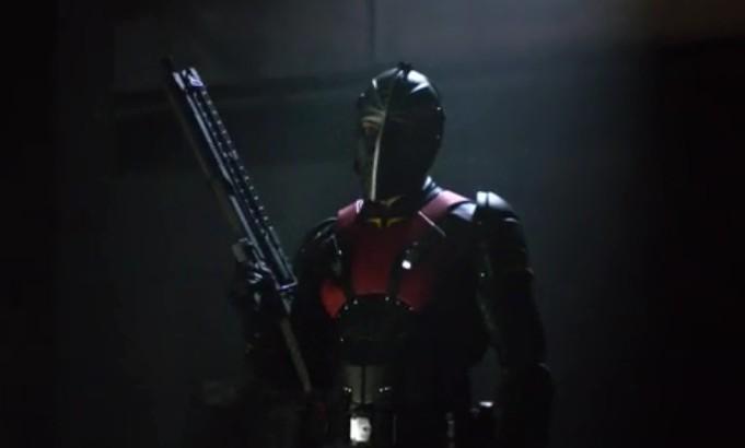 Arrow : changement de look pour Wild Dog !