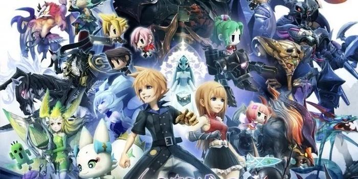 World of Final Fantasy débarque prochainement sur Steam !