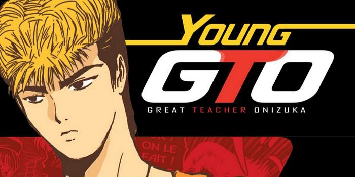 [Critique Manga] Young GTO tome 1 : haut les cœurs !