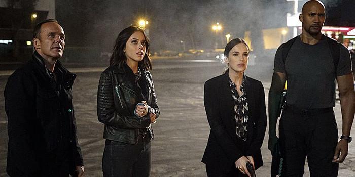 Agents of SHIELD saison 5 : un premier poster « galactique » dévoilé