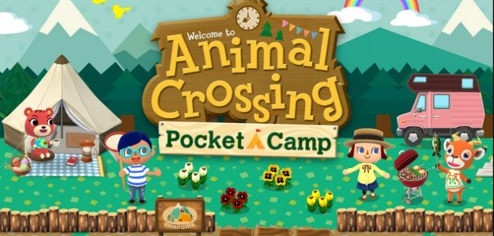 Animal Crossing Pocket Camp sur smartphones et tablettes !