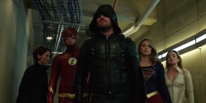 Arrowverse : le synopsis du crossover révèle un improbable allié
