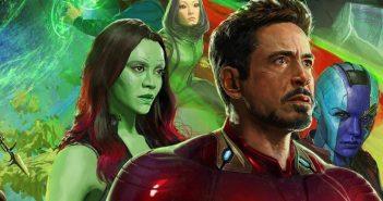 Avengers Infinity War : les héros se rassemblent dans la bande-annonce !