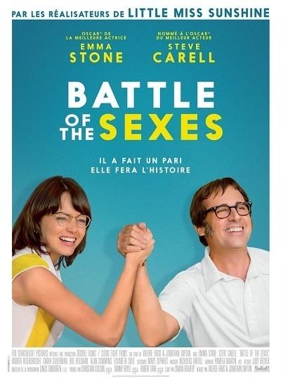 Battle of the sexes affiche