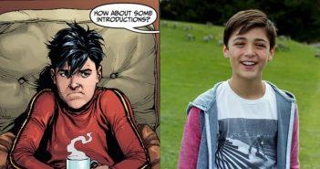 Shazam : Asher Angel dans le rôle de Billy Batson