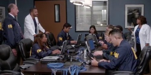 Grey's Anatomy Hackers