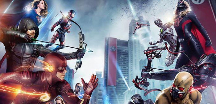 [Critique] Crisis on Earth-X : la Justice League du Arrowverse !
