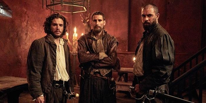 [Critique] Gunpowder saison 1 : souviens-toi (ou pas) du 5 novembre 1605…