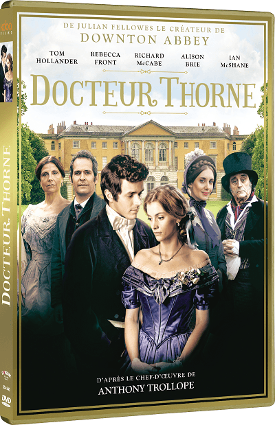 DOCTEUR THORNE-Packshot