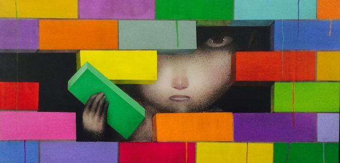 [Exposition] Between Walls : le street artist Seth nous offre une nouvelle échappée poétique