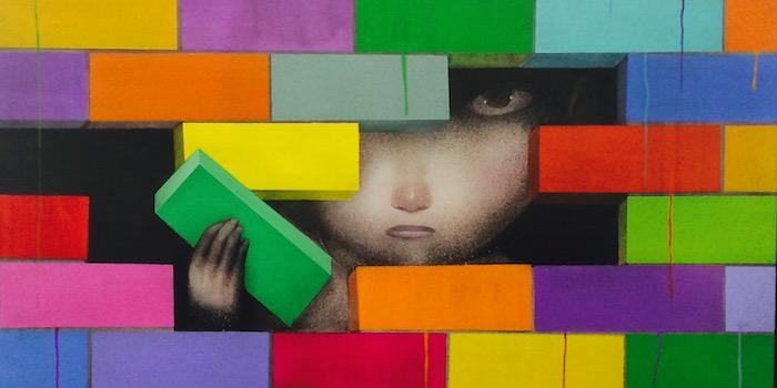 [Exposition] Between Walls, le street artist Seth nous offre une nouvelle échappée poétique