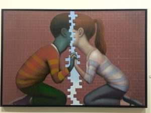 [Exposition] Between Walls, le street artist Seth nous offre une nouvelle échappée poétique1