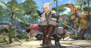 Final Fantasy XIV bientôt sur Switch et Xbox One ?